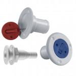 Deck Filler Caps & Plastic Drain Sockets