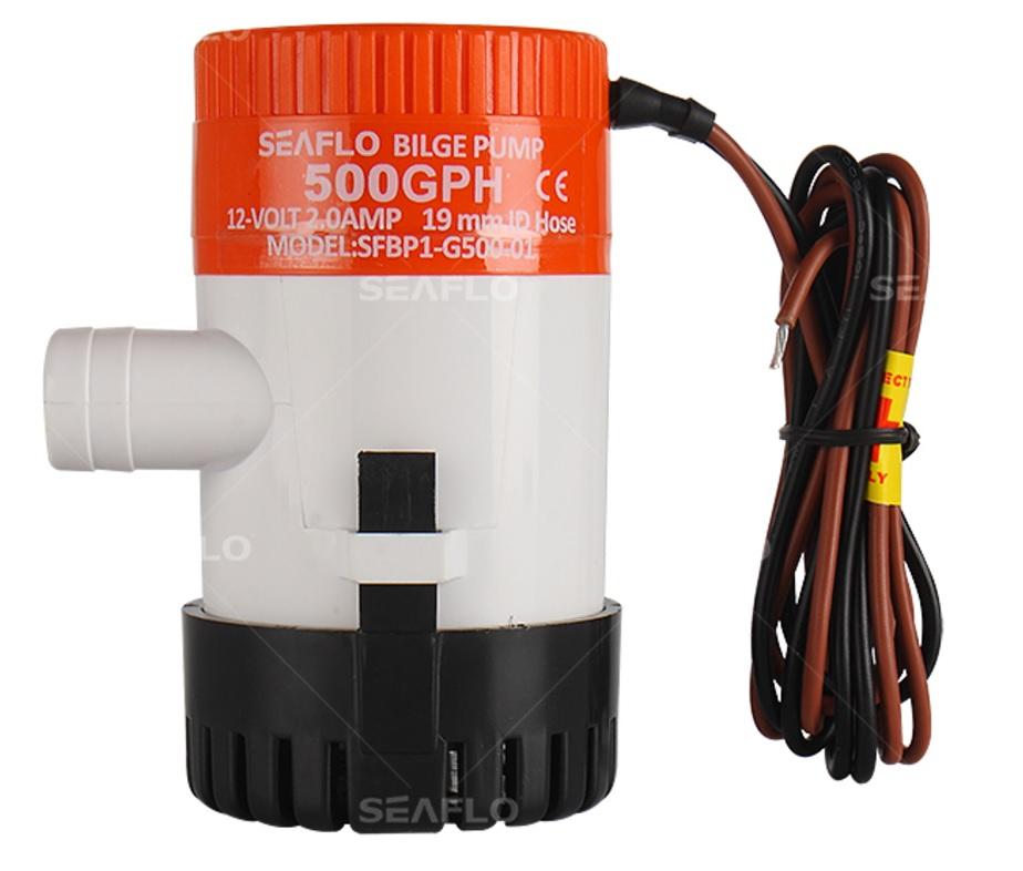 500 gph seaflo bilge pump seafresh marine an authorized seaflo 500 gph seaflo bilge pump ccuart Choice Image