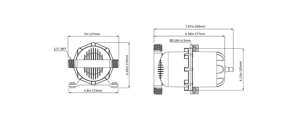accumulator tank seafresh marine an authorized seaflo dealer rh seaflo us Accumulator Repair Manual HVAC Accumulator